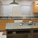 New granite counters